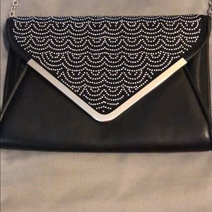 Black Clutch by Aldo